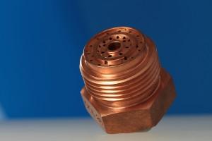 Teil-bronze
